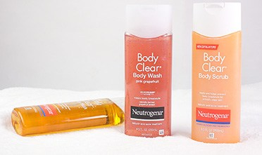 Best Keratosis Pilaris Body Washes and Soaps