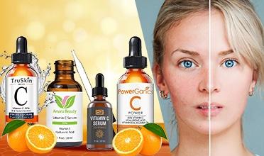 Best Vitamin C Serums for Acne-Prone Skin
